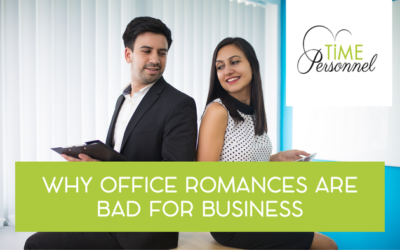 Why office romances are bad for business?