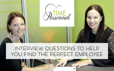 Interview tips when needing to recruit the right employee