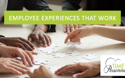 Employee experiences that work