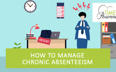 How to manage Chronic Absenteeism