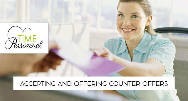 The Counter Offer issue with employment – What to do?