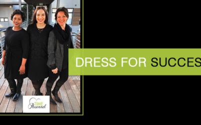 "Dress for Success – ""Always"""