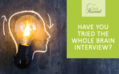 Have you tried the whole brain interview?