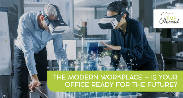 The Modern Workplace – Is your office ready for the future?