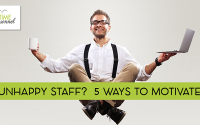 How to increase Staff Morale