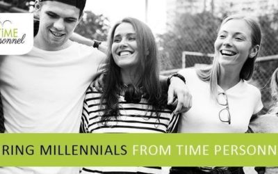 Recruitment of Millennials from TIME PERSONNEL