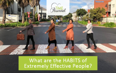 What are the habits of extremely effective employees?