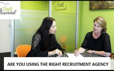 Are you using the right Recruitment Agency?