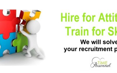 Why we say Hire for Attitude and Train for Skills