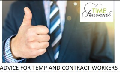 Advice for a temporary contract worker