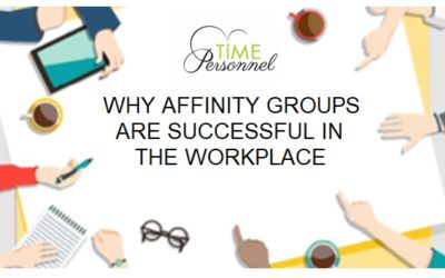 Why Affinity groups work in the workplace?
