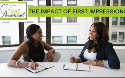 The IMPACT of First Impressions