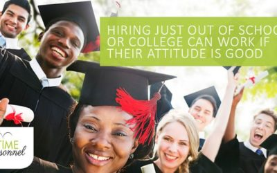 Hiring Graduates straight out of School or College?