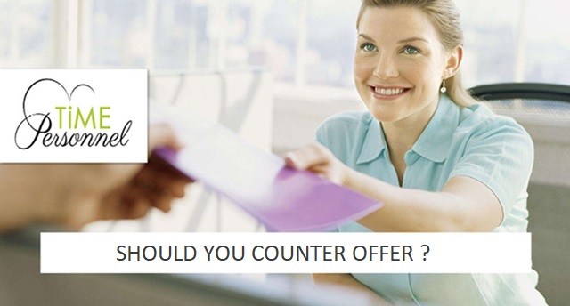 Should your Company offer an Employee a Counter Offer?