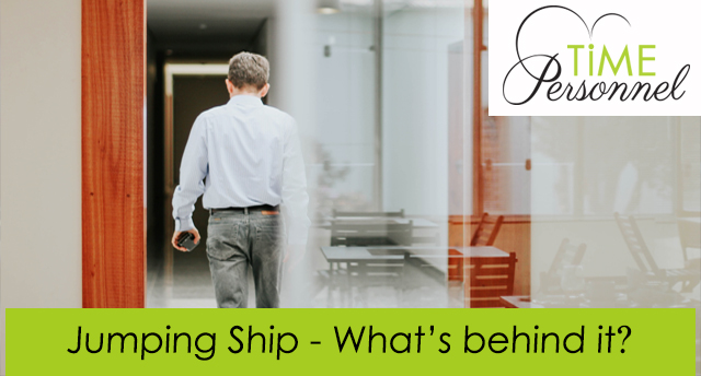 Jumping ship – What's behind it