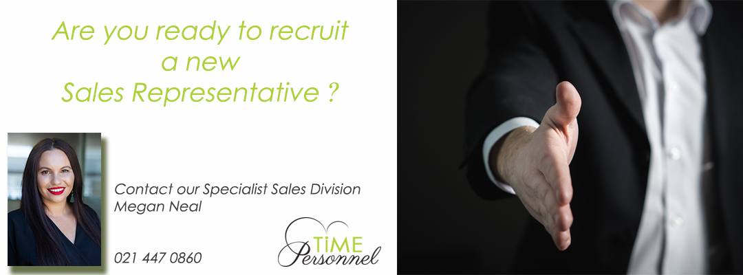 Sales Recruitment Specialist division