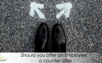 Should you offer an Employee a Counter Offer?